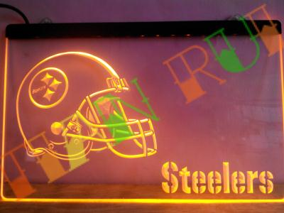 popular steelers neon light-buy cheap steelers neon light lots