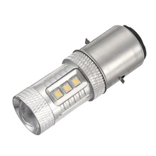 H6 H/L 80W 12V BA20D Motor Scooter/ATV Headlamp Fog Light High Quality Car Accessories