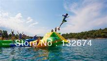 Water entertainment inflatable products, water trampoline, inflatable catapult bags, water bouncer, inflatable sports goods