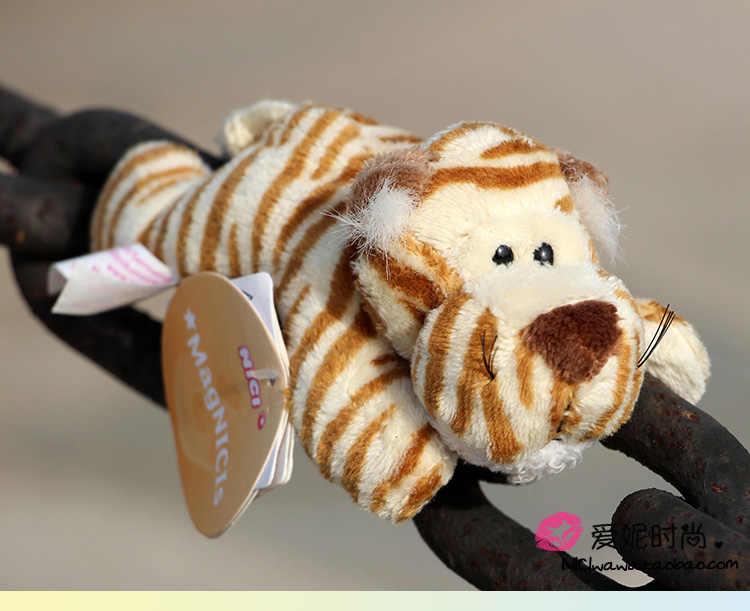 בית אהבה חיות נמר מקרר מדבקת מקרר מגנט לילדים הודעה מחזיק בית תפאורה