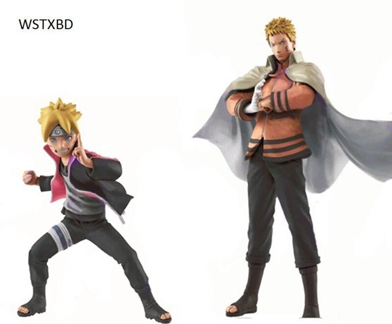 WSTXBD Original GEM Naruto Boruto PVC Figure Toys Figurals Model Kids Dolls цена 2017
