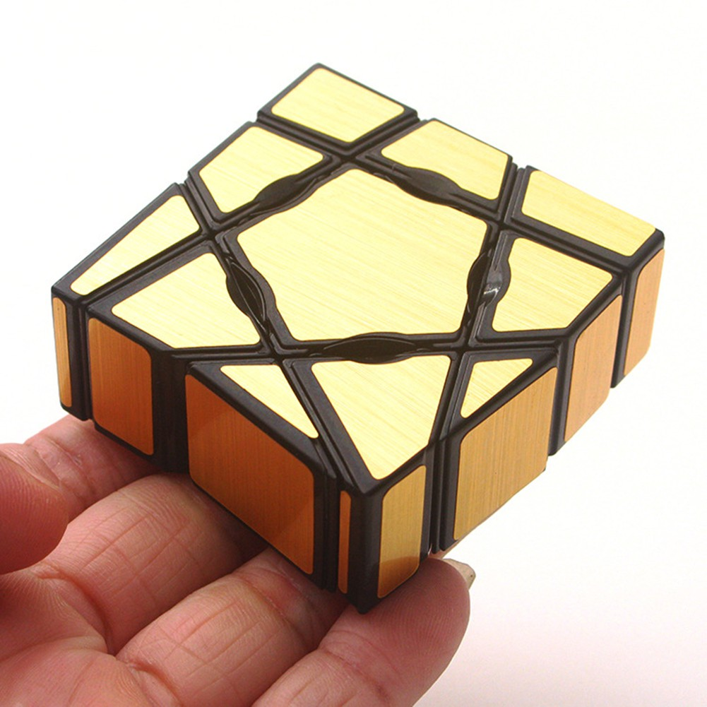 Rctown New 1 1 Heteromorphosis Speed Puzzle Cube Intellectual Development Smart Cube Toy Zk25 Puzzles & Games