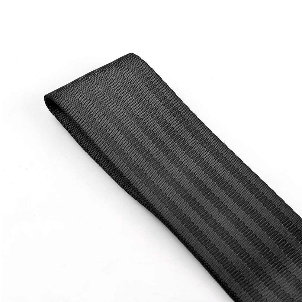 Dynoracing correa de remolque Universal de alta calidad correa de remolque para coche de carreras/cuerdas de remolque/gancho/barras de remolque sin tornillos ni tuercas