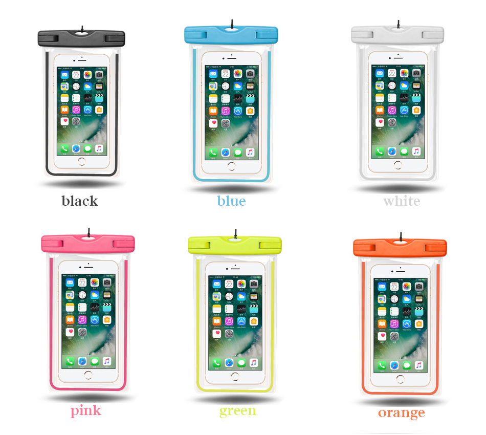 newest 6e05d eacb5 Waterproof Case For Asus Zenfone Max Pro M1 Sony Xperia XZ2 Compact Oneplus  6 Oppo F7 Vivo V9 V7+ Y53 Y71 Smart Cover Phone Case