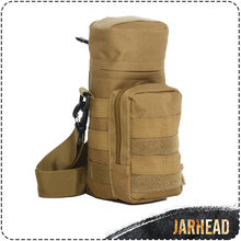 Outdoor Army Fans Kettle Bag Molle System Military Tactical Camouflage Round