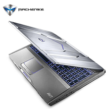 "Machenike F117 FxK 15.6"" Gaming Laptop Notebook Intel Core i7-7700HQ GTX1050Ti 4G Dedicated Card 16G RAM Double 256G SSD+1T HHD"