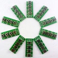 10 шт. AD клавиатуры 4 Аксессуар доска матрица кнопки под контролем АЦП порт клавиатуры