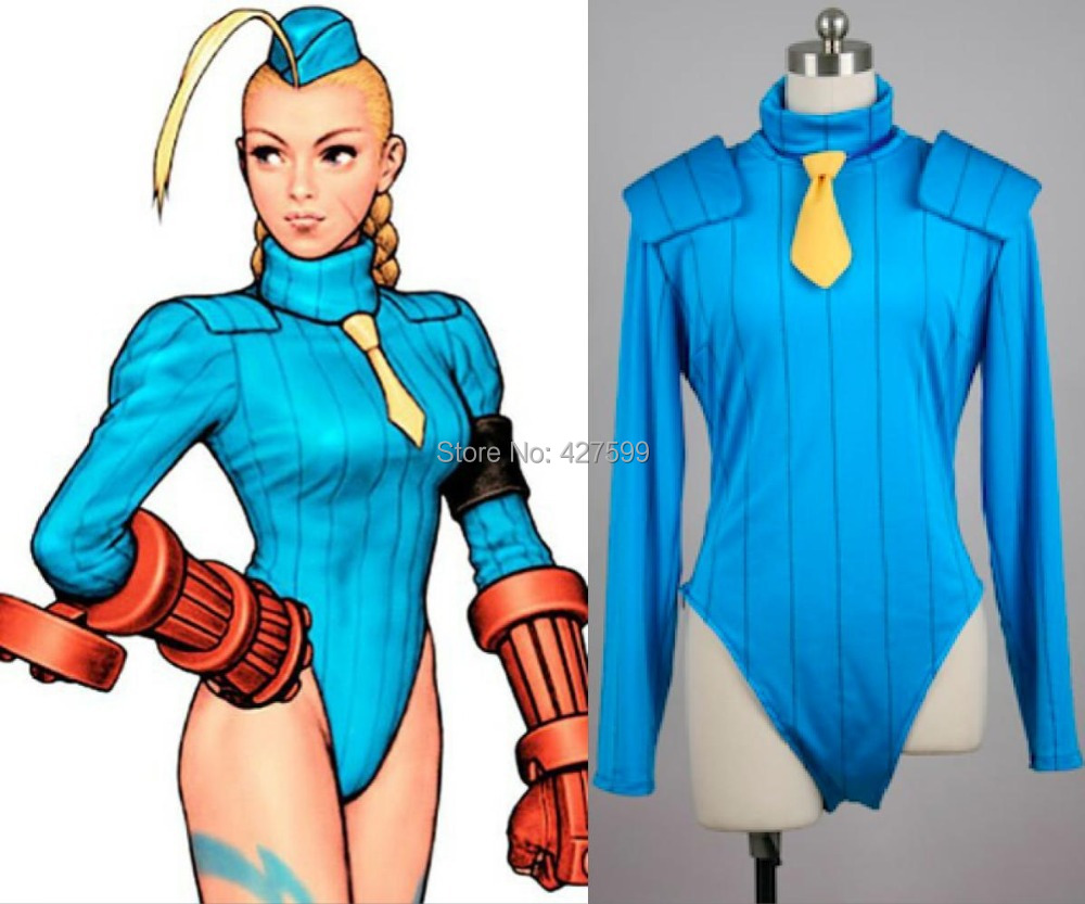 Popular Cammy Cosplay Costume-Buy Cheap Cammy Cosplay ...