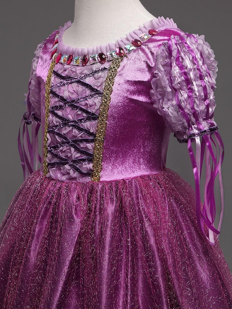 Sophia princesa traje para niños Cosplay partido desgaste ...