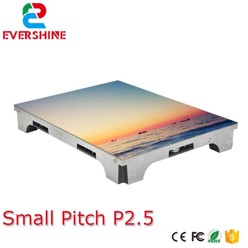 Écran d'affichage mené polychrome d'intérieur du lancement P2.5 de petit pixel de définition Ultra élevée pour la réunion de publicité, l'étape, les centres commerciaux