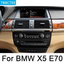 Для BMW X5 E70 2007 2008 2009 2010 CCC Android мультимедийный плеер ips Автомобильный HD экран плеер стиль Авторадио gps WiFi BT