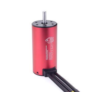 Image 5 - KK עמיד למים משולבת 3674 1900KV 2250KV 2500KV Brushless מנוע w/120A ESC עבור 1/10 1/8 RC רכב