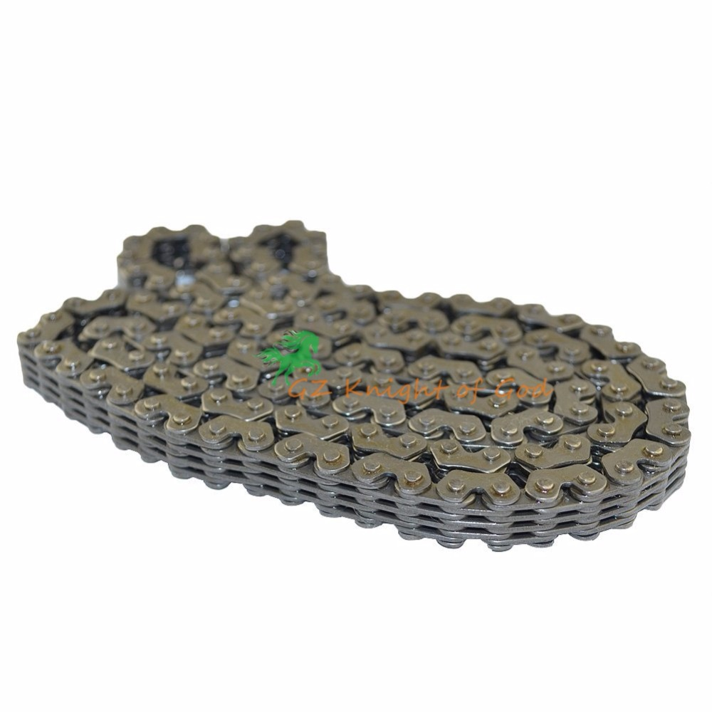 Motorcycle Camshaft Timing Chain for GN250 GZ250 DR250 SP250 GN GZ DR SP 250 Camshaft Timing Cam Chain CB650 112 LINKS