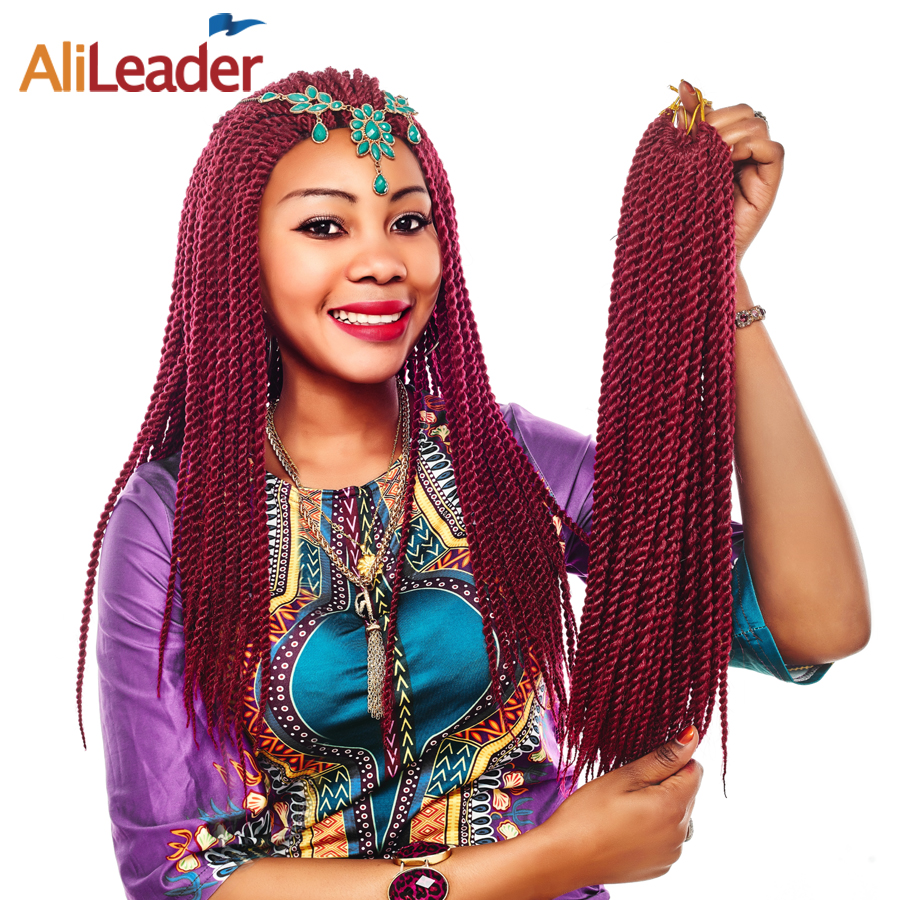 Expressions hair weave promotion shop for promotional expressions alileader 5packs crochet braids senegalese twist weave 15 colors ombre kanekalon synthetic crochet hair styles 18 inch 30strands pmusecretfo Image collections