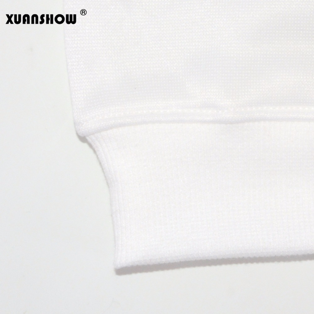 XUANSHOW 19 Women Sweatshirts Hoodies Character Printed Casual Pullover Cute Jumpers Top Long Sleeve O-Neck Fleece Tops S-XXL 14
