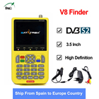 SATXTREM V8 Finder digital satellite Finder HD DVB-S2 High Definition 3.5