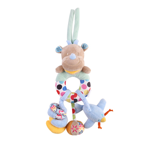 Image 2 - Bearoom Baby Rattles Mobiles Learning Educational Toy For Baby Toddlers Hanging Bell Crib Rattle Toy For Stuffed Stroller
