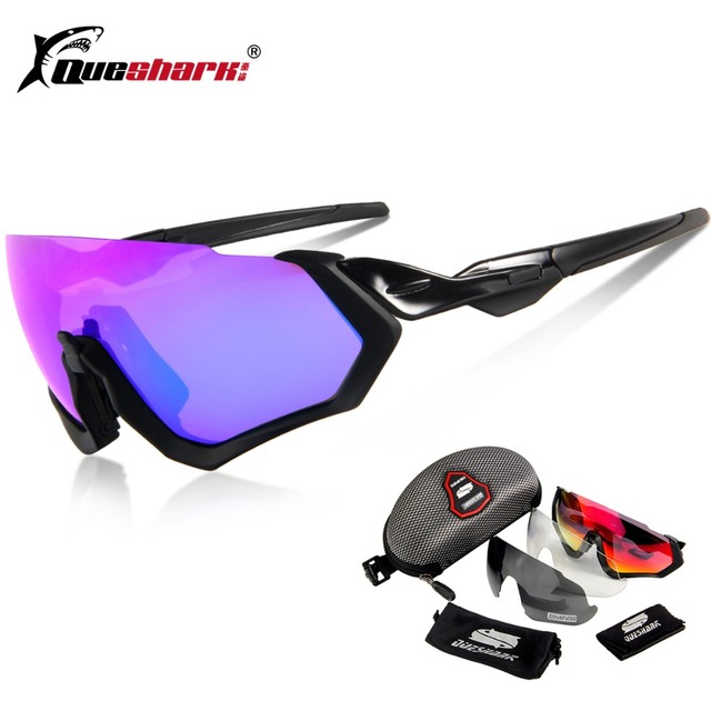 5bdfbb55e1e 3 Lens Man Woman UV400 Bike Cycling Sunglasses Sport Outdoor Bicycle Goggles  ciclismo Bicycle Cycling Eyewear