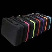 7 renk 30/60 şişe elmas boyama çapraz dikiş aksesuarları aracı kutu konteyner elmas saklama çantası kılıfı nakış mozaik