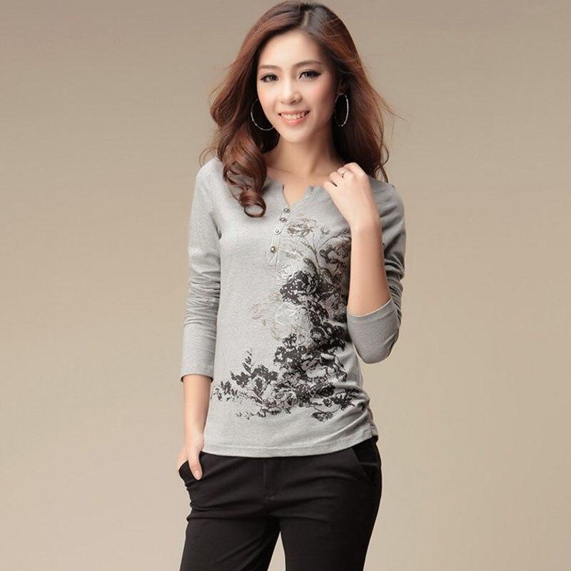 Womens Tops Fashion 2018 Graphic Tees Autumn T Shirt Women ...
