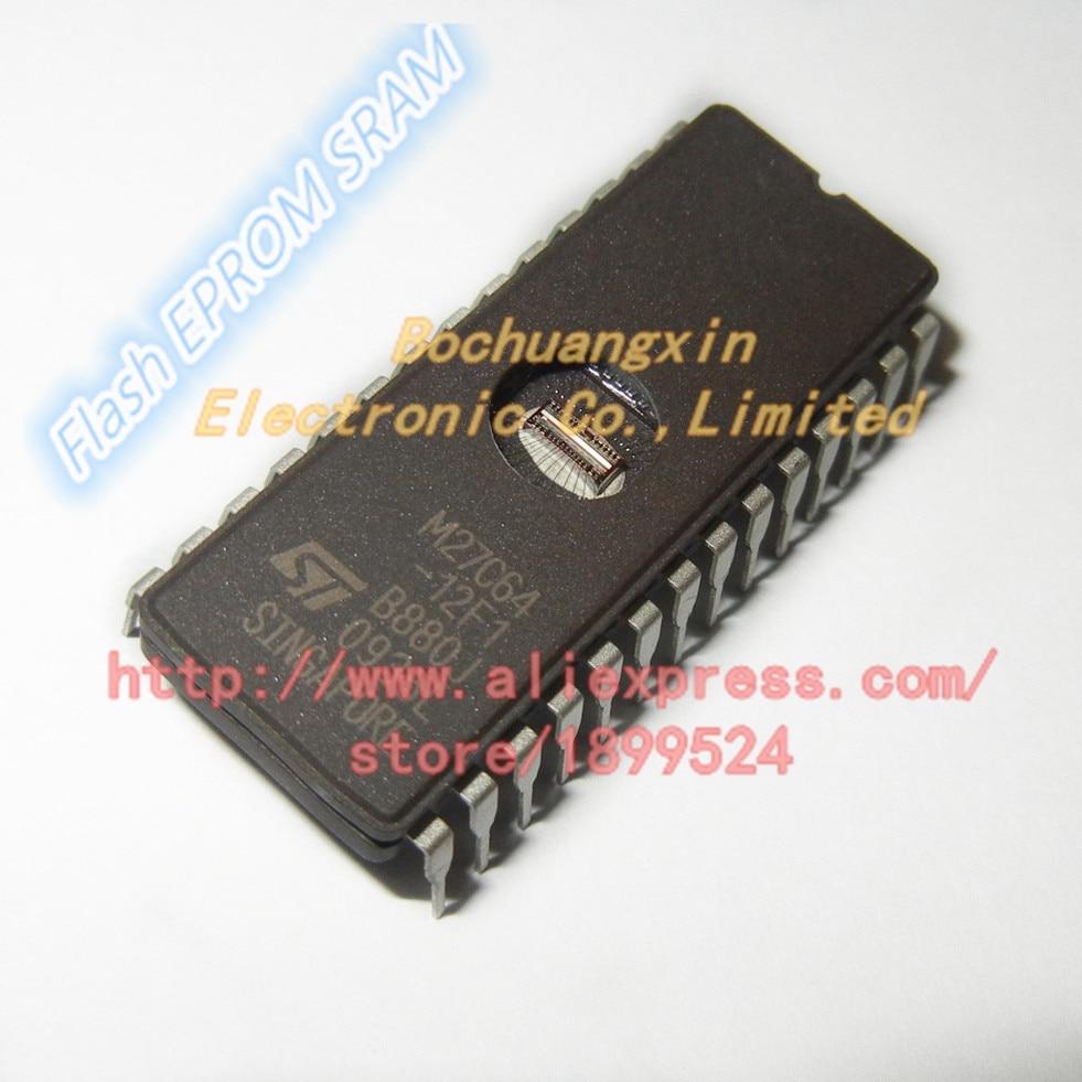 M27C64-12F1 M27C64 64 Kilobit (8 K X 8-Bit) CMOS EPROM  In Stock