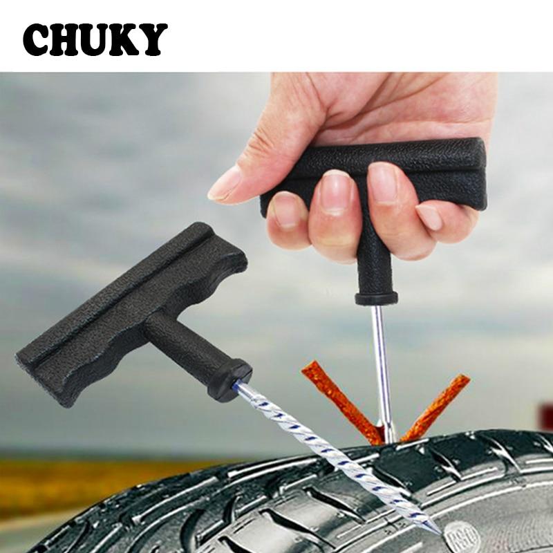 CHUKY 1Set Professional Auto Car Tire Repair Tool Kit For Mercedes Benz W203 W204 W211 W205 Mazda 3 6 CX-5 CX-4 Honda Accord Fit