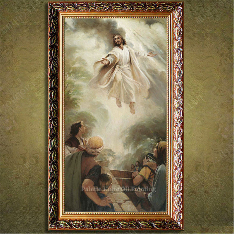 Jesus Christ Canvas Painting Posters and Prints Religious Christian catholic painting Wall Decor Art Pictures for living room art pictures painting poster picture for living room - title=