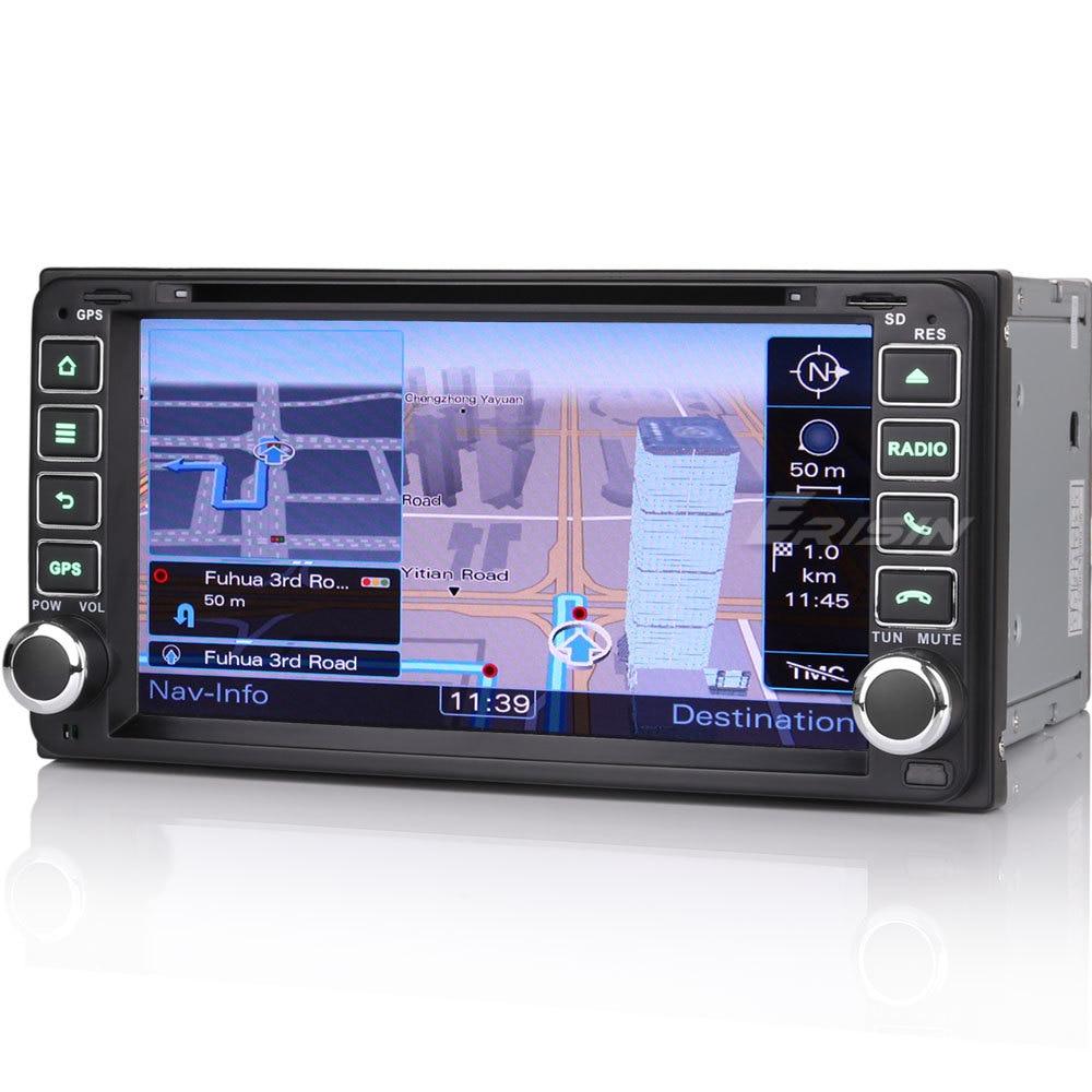 7 U0026quot  Car Dvd For Toyota Rav4 2001 2008  U0026 Corolla 2000 2006
