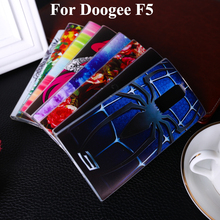 Soft TPU Phone Cases For Doogee F5 Case F5 Pro 5.5 inch Phone cover shell bags Housing high quality cute