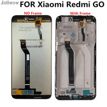 5.0 LCD with frame  For Xiaomi redmi GO LCD Display+Touch Screen Digitizer Assembly Replacement Accessories