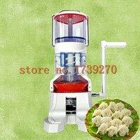 הגעה חדשה יצרנית כופתה ידנית עושה המכונה; מכונה ביתית כופתה; עטיפת כופתה|dumpling machine|household dumpling machinemanual dumpling maker -