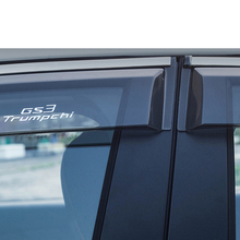 Lsrtw2017 Abs Car Window Sun Rain Shield for Trumpchi Gs3 2015 2016 2017 2018 2019 2020