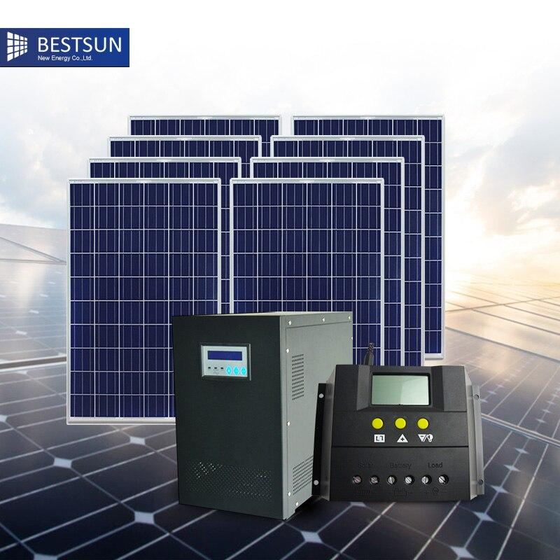 sistema porttil de energa solar plegable panel solar el panel solar pv kit