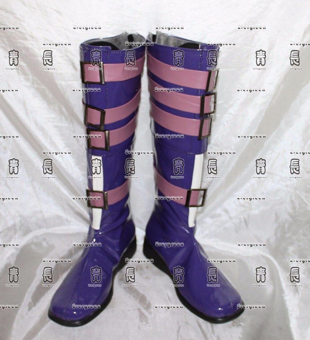 unlight Sheri GrandGuignol cosplay Shoes Boots Custom Made 371