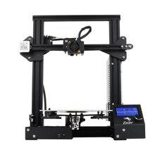 New Ender-3 3D printer DIY Kit Large Print Size Prusa i3 printer 3D ender-3 V-slot Continuation Print power 110C hotbed Creality