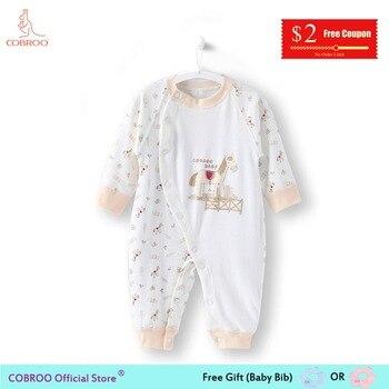 4cb1138f9393 3-6 M mono de bebé recién nacido 100% algodón 2018 primavera lindo Pony  Animal patrón gemelos bebé niño ropa disfraz mono NY150010