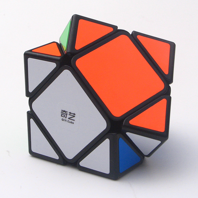 lagopus Reliever Speed Magic Cube 2 on 2 Speed Cube Magic Bricks Block Brain Teaser New Year Children Gift NEW yj brain teaser 2 x 2 x 2 magic iq cube multicolored