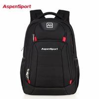 B22 Aspensport High Quality 15 6 Inch Laptop Men S Backpack Travel Large Capacity Bags Waterproof