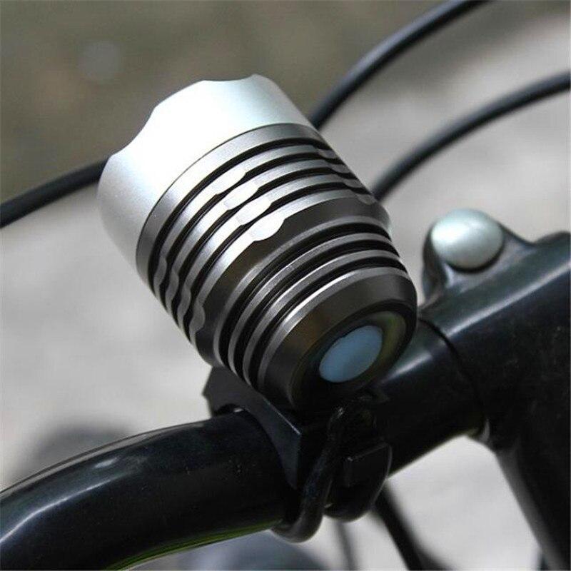 Lantern on a bicycle 3000 Lumen XML T6 USB Interface LED Bike Bicycle Light Headlamp Headlight 3Mode for bicycle 0818 P40