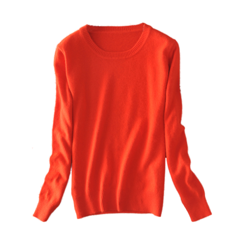 Buy orange cashmere sweater and get free shipping on AliExpress.com