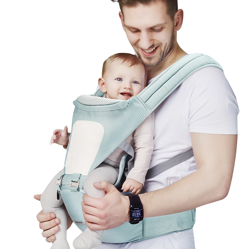 0-36 Months Baby Waist Stool Cotton Baby Carrier For Infant Breathable Summer Hipseat Belt For kids Four Seasons Waist Strap budou four seasons multifunctional baby suspenders newborn baby stool for children breathable suspenders belt
