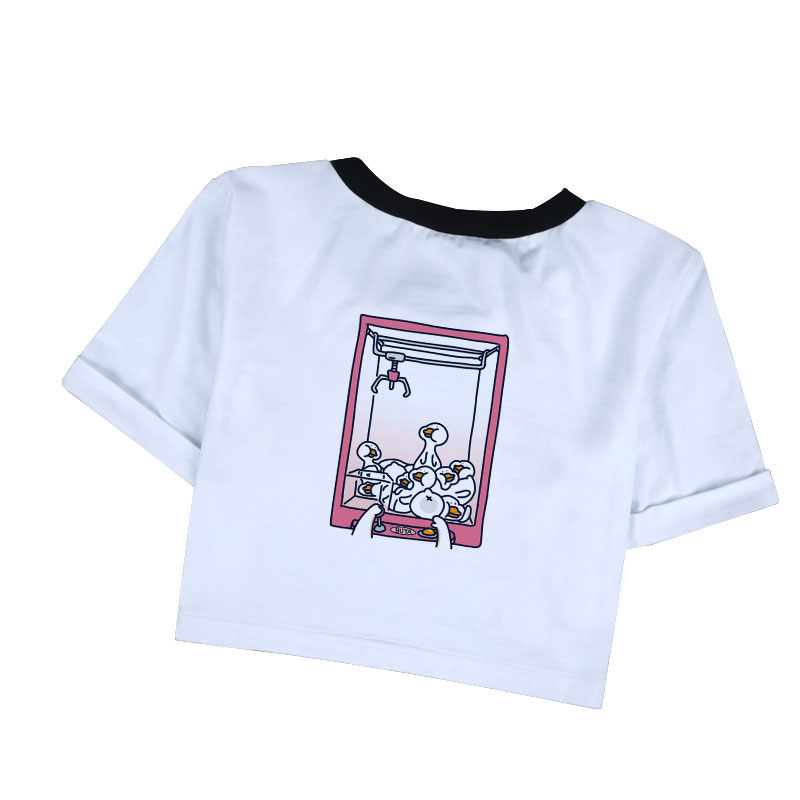 czccwd-ropa-mujer-2019-crop-top-women-come-catch-me-duck-harajuku-kawaii-female-t-shirt-lovely-aesthetic-animal-print-t-shirt