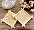 mini bamboo Hand-made mat cute Shooting props background for photography bracelet accessories PSDJ005