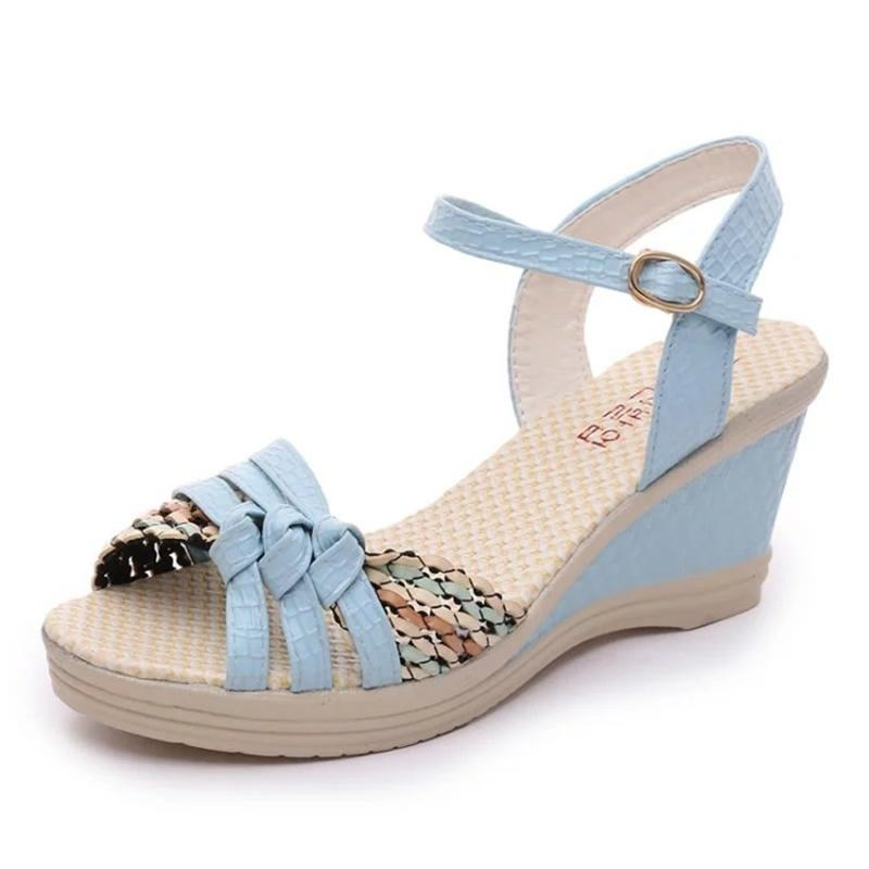 Women Sandals 2017 Summer Shoes Woman Flip Flops Wedges Height Increasing Fashion Platform Female Slides Ladies Shoes Woman phyanic 2017 gladiator sandals gold silver shoes woman summer platform wedges glitters creepers casual women shoes phy3323