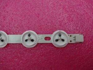 """Image 1 - جديد LED شريط إضاءة خلفي 40 """"NDV REV1.0 ABC لتوشيبا 40L3433DG VESTEL VES390UNDC 01 VES400UNDS 01 VES400UNDS 02"""