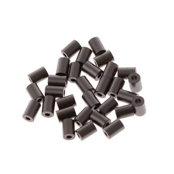 100x Ferrite Sleeve Core EMI 3.5x5x1.5mm Cores Ring Filter Toroidal Ferrite Bead цена 2017