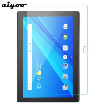 Aiyoo 9H ochronne szkło hartowane na ekran dla Lenovo Tab 4 8 10 Plus M10 E10 P10 10 1 E8 8 0 E7 7 0 Tablet szkło hartowane tanie i dobre opinie 1 Paczka Łatwy w Instalacji TEMPERED GLASS For Lenovo Tab Glass Foam Package