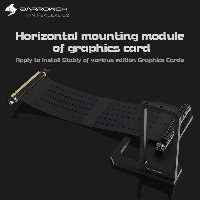 Barrowch FBACEXL-02, Graphics Card Quick Module, For Mobula Modular Panel Case 20cm