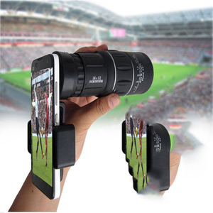 Image 3 - HD 16x Zoom Lens Telescope Camera With Clip For iPhone XS MAX Samsung Note 9 8 S9 Plus Universal Lens
