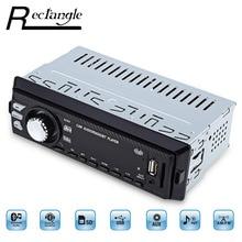 8288 Universal Car Radio 1 Din Único Reproductor de MP3 FM Bluetooth Llamada gratuita con Música LLEVÓ LA Pantalla En El Tablero de Control Remoto 12 V